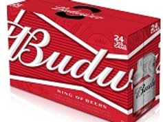 Budweiser  24 Pack 12 oz Cans