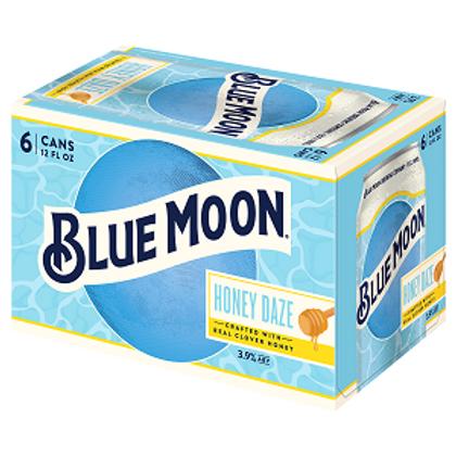 Blue Moon Honey Daze IPA 6 Pack 12 oz Cans
