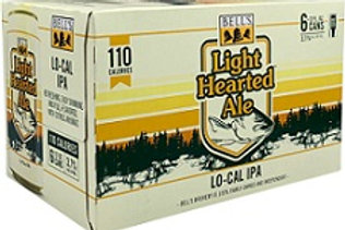 Bells Light Hearted  6 Pack 12 oz Cans