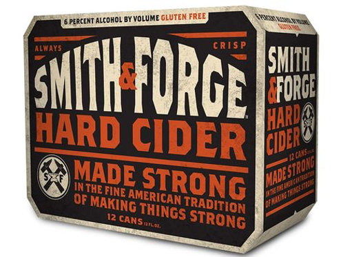 Smith Forge  24 Pack 12 oz Cans