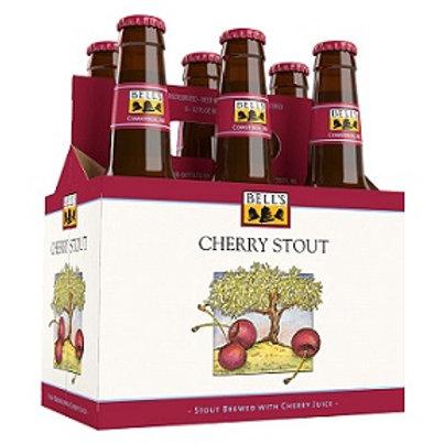 Bells Cherry Stout 6 Pack 12 oz Bottles