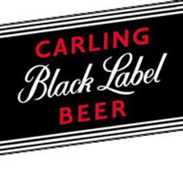Carling Black Label 24 Pack 12 oz Cans