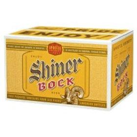 Shiner Bock 24 Pack 12 oz Bottles