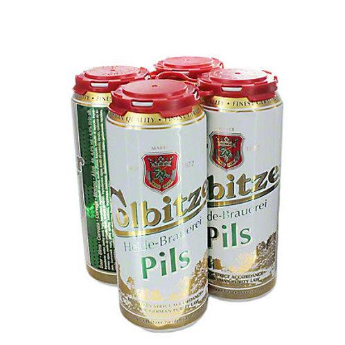 Colbitzer Pils  4 Pack 16.9 oz Cans