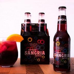 Sabina Wild Berry Wine Spritzer 4 Pack 12 oz Bottles