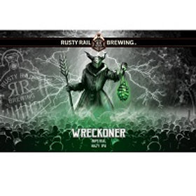 Rusty Rail Wreckoner 4 Pack 16 oz Cans