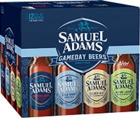 Sam Adams Game Day Variety Pack 12 Pack 12 oz Bottles