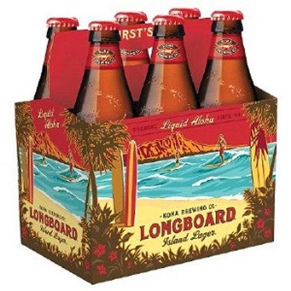 Kona Longboard  6 Pack 12 oz Bottles