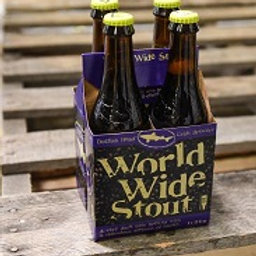 Dogfish Head Worldwide Stout 4 Pack 12 oz Bottles
