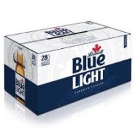 LaBatt Blue Light 28 Pack 11.5 oz Bottles