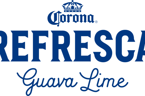 Corona Refresca Guava Lime 6 Pack 12 oz Cans