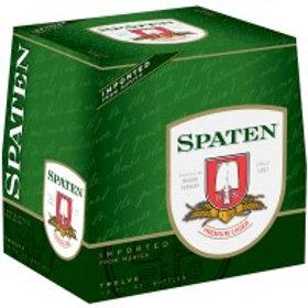 Spaten Lager 12 Pack 12 oz Bottles