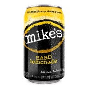 Mikes Lemonade 24 Pack 12 oz Cans