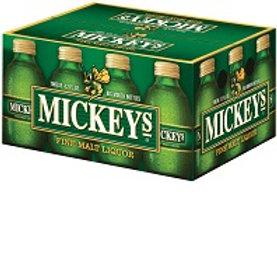 Mickeys 24 Pack 12 oz Bottles