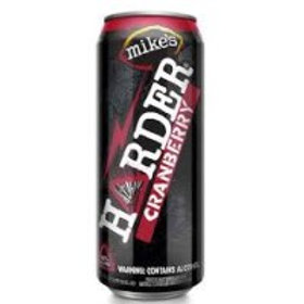 Mikes Harder Cranberry 4 Pack 16 oz Cans