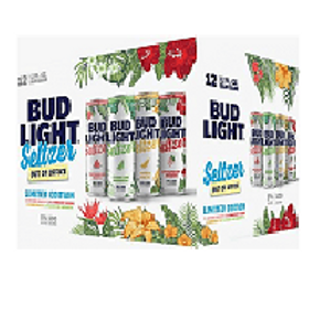 Bud Light Seltzer Out of Office Variety Pack 12 Packl 12 oz Cans