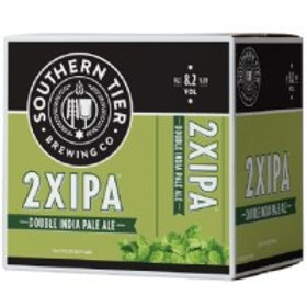 Southern Tier 2X IPA 12 Pack 12 oz Cans