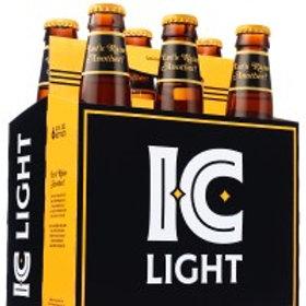IC Light 6 Pack 12 oz Bottles