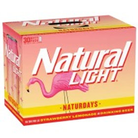 Naturdays  30 Pack 12 oz Cans