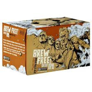 21st Amendment Brew Free or Die 12 Pack 12 oz Cans