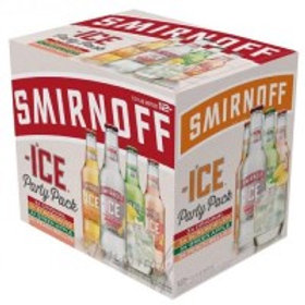 Smirnoff Ice Party Pack 12 Pack 12 oz Bottles