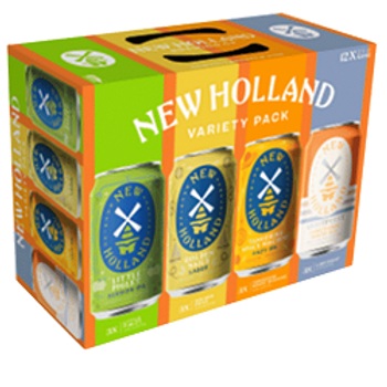 New Holland Variety Pack 12 Pack 12 oz Cans