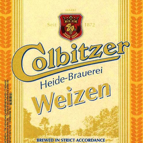 Colbitzer Weizen  4 Pack 16.9 oz Cans