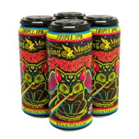 Flying Monkey SparklePuff 4 Pack 16 oz Cans