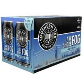 Southern Tier Lake Shore Fog 6 Pack 12 oz Cans