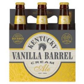 Kentucky Vanilla Barrel Cream Ale 6 Pack 12 oz Bottles