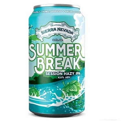 Sierra Summer Break IPA 6 Pack 12 oz Cans