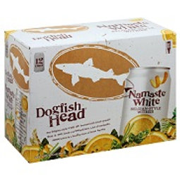Dogfish Head Namaste  6 Pack 12 oz Cans