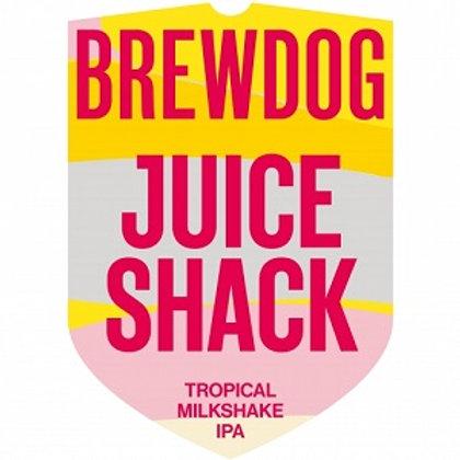 Brew Dog Juice Shack 6 Pack 12 oz Cans