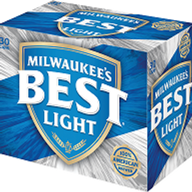Milwaukees Best Light 30 Pack 12 oz Cans