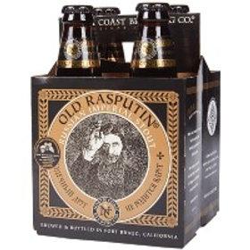 North Coast Old Rasputin 4 Pack 12 oz Bottles