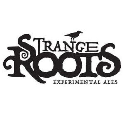 Strange Roots Royal Teeth DIPA 4 pack 16 oz Cans