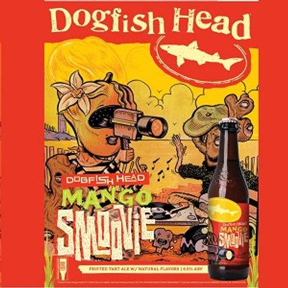 Dogfish Mango Smoovie Sour 24 Pack 12 oz Bottles