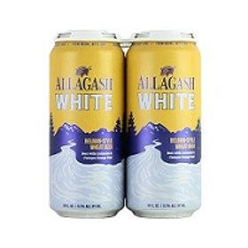 Allagash White Ale 4 Pack 16 oz Cans