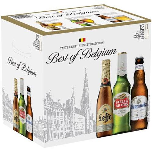 Best of Belgium  12 Pack 11.2 oz Bottles