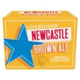 New Castle Brown  12 Pack 12 oz Bottles