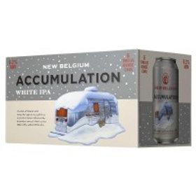 New Belgium Accumulation 6 Pack 12 oz Cans