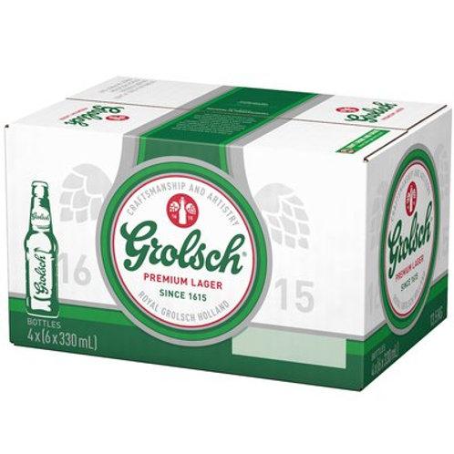 Grolsch 4 Pack 12 oz Bottles