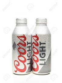 Coors Light 24 Pack 16 oz Aluminum