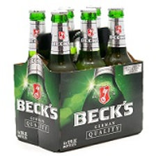 Becks 24 Pack 12 oz Bottles
