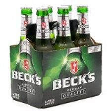 Becks 12 Pack 12 oz Bottles