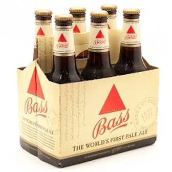 Bass 24 Pack 12 oz Bottles
