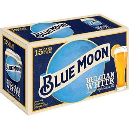 Blue Moon 15 Pack 12 oz Cans