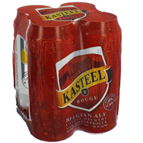 Kasteel Rouge 4 Pack 11.2 oz Cans