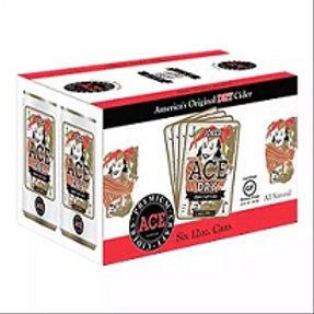 Ace Joker Dry Apple Cider 6 Pack 12 oz Cans