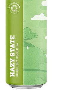 Collective Arts Hazy State 4 Pack 16 oz Cans